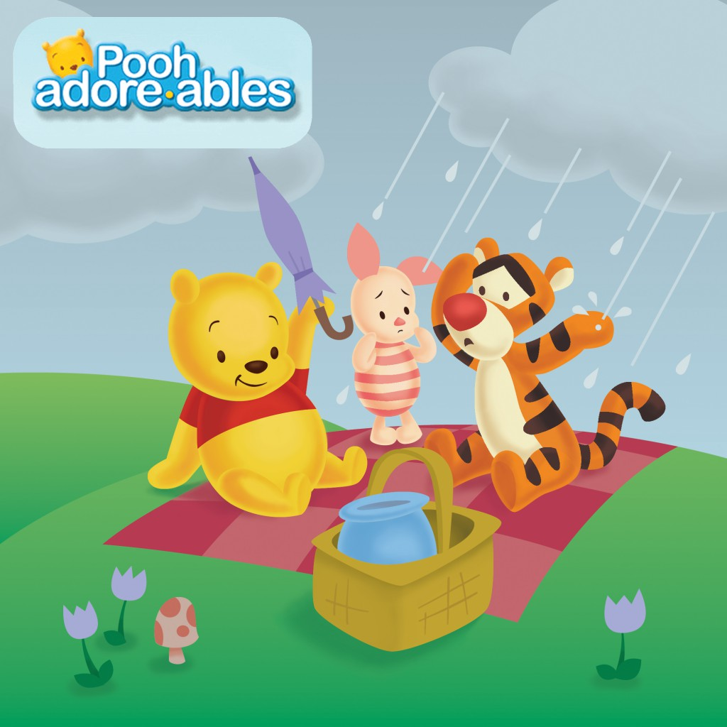 Pooh Adore•Ables