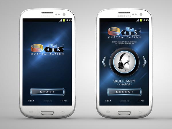 DTS App Design