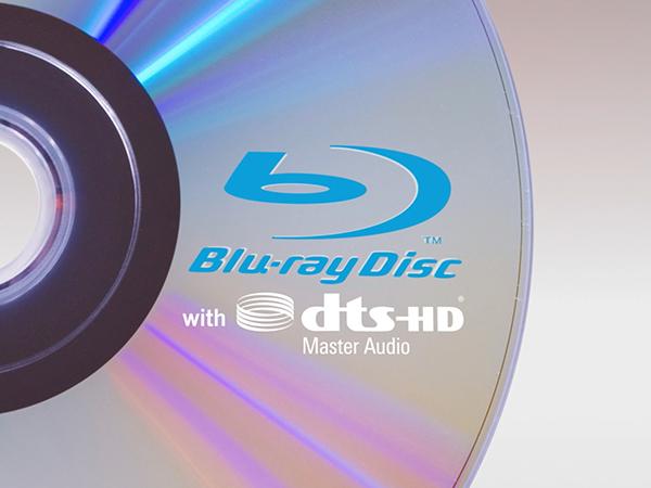 DTS Blu-ray