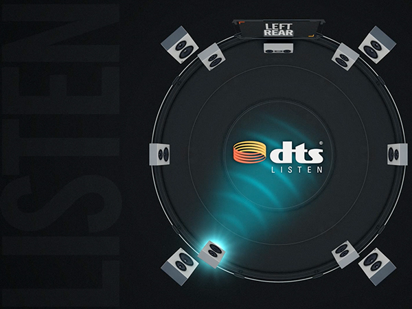 DTS HEADPHONE:X Demo