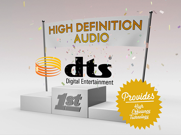 DTS Digital Delivery