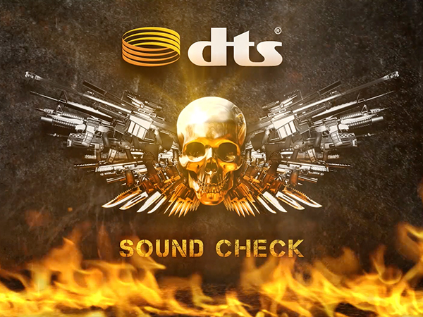 DTS Sound Check: Expendables 2