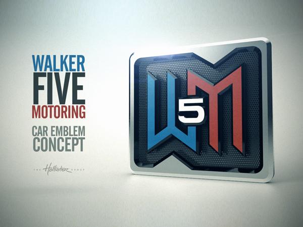 Walker 5 Motoring