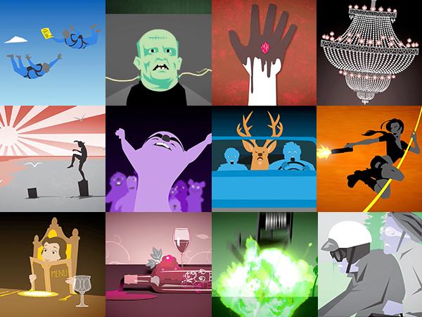 YPO Movie Scene Animations