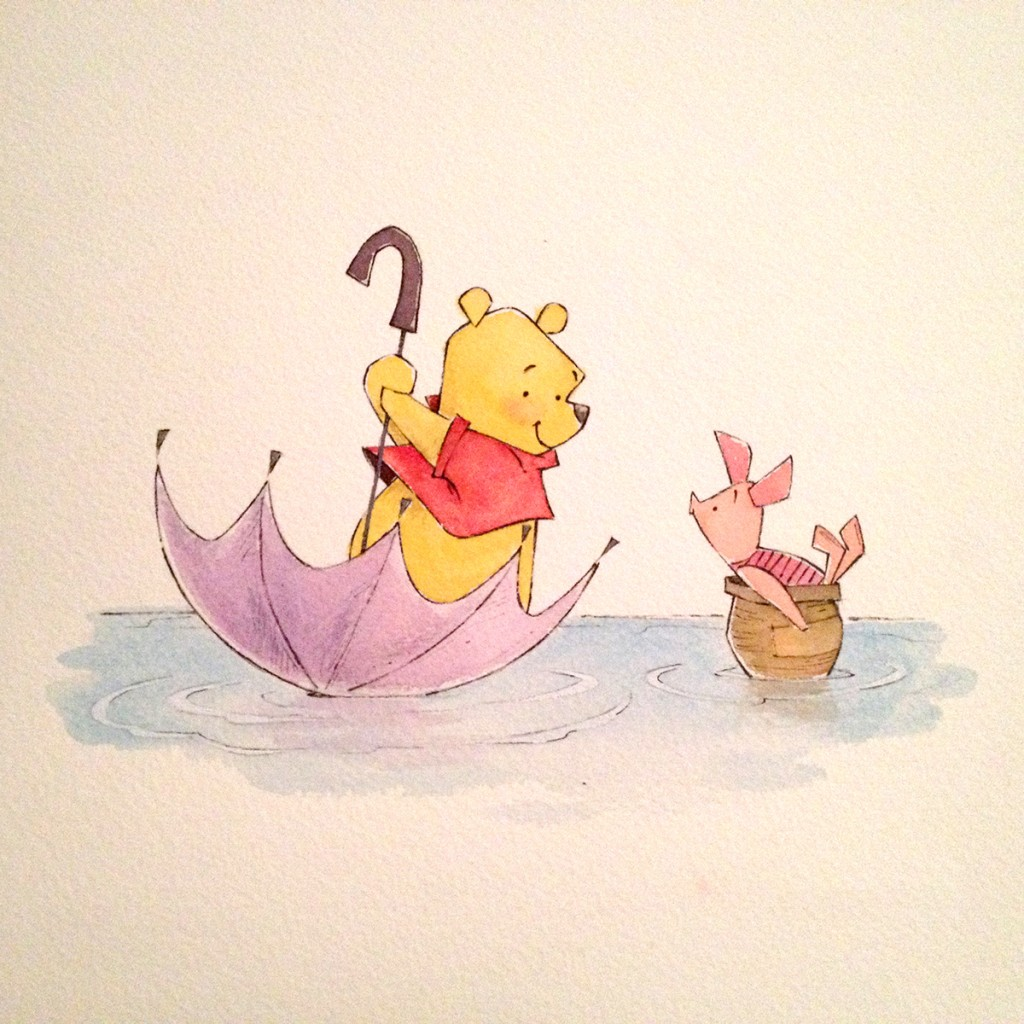 Pooh Concept